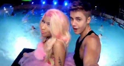 Justin Bieber feat. Nicki Minaj – 'Beauty and the Beat' Official ...