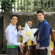 Sam Concepcion and Rayver Cruz