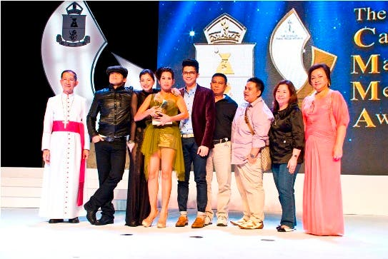 Todamax Angel Locsin, Pokwang, Vhong Navarro, Robin Padilla (photo by abs-cbn)