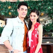 Xian Lim and Kim Chiu