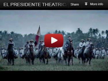 El Presidente Trailer