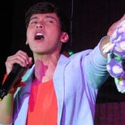 Enchong Dee in Harbor Point Subic