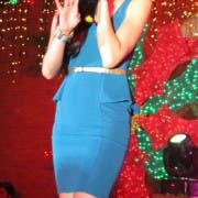 Kim Chiu in Harbor Point Subic