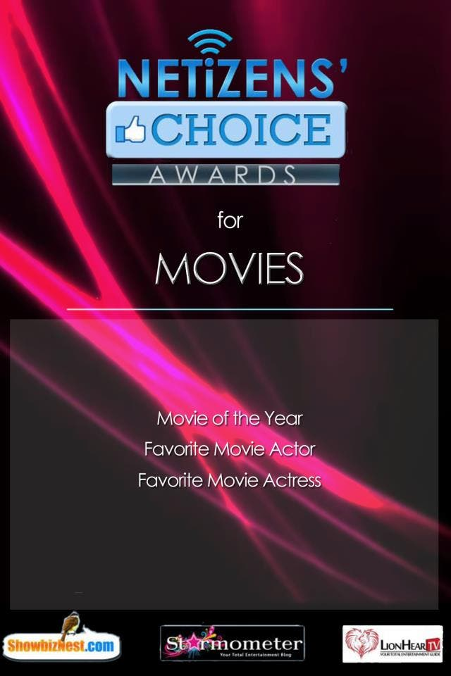 Netizens Choice for Movies