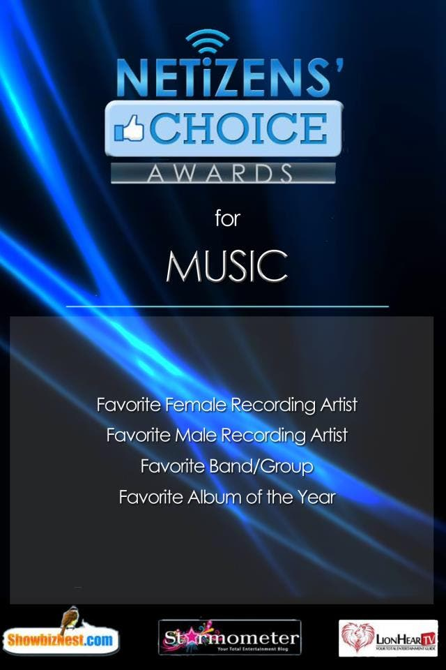 Netizens Choice for Music