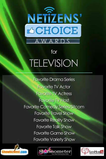 Netizens Choice for TV