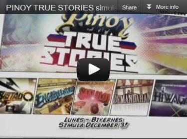 Pinoy True Stories Plug