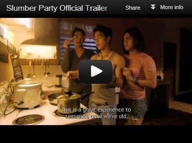 Slumber Party Trailer