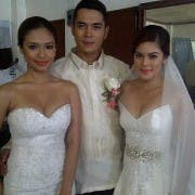 Wedding scene_Bangs Garcia, Jake Cuenca, and Shaina Magdayao
