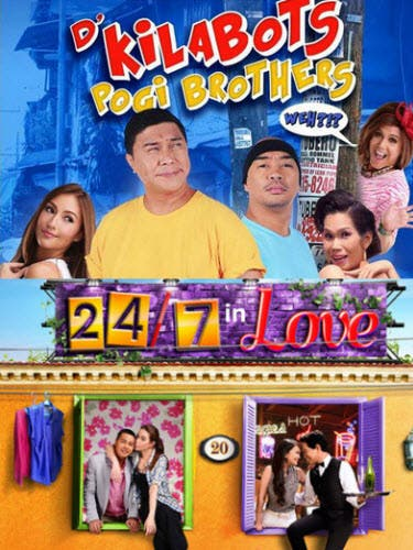 Box office update 24 7 in love hits in 3 weeks d kilabots grosses in 2 - Mojo box office philippines ...