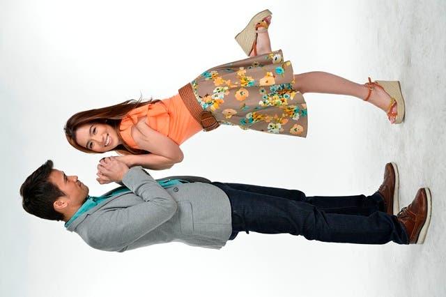 Angeline and Sam