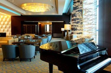 Crimson Lobby Lounge