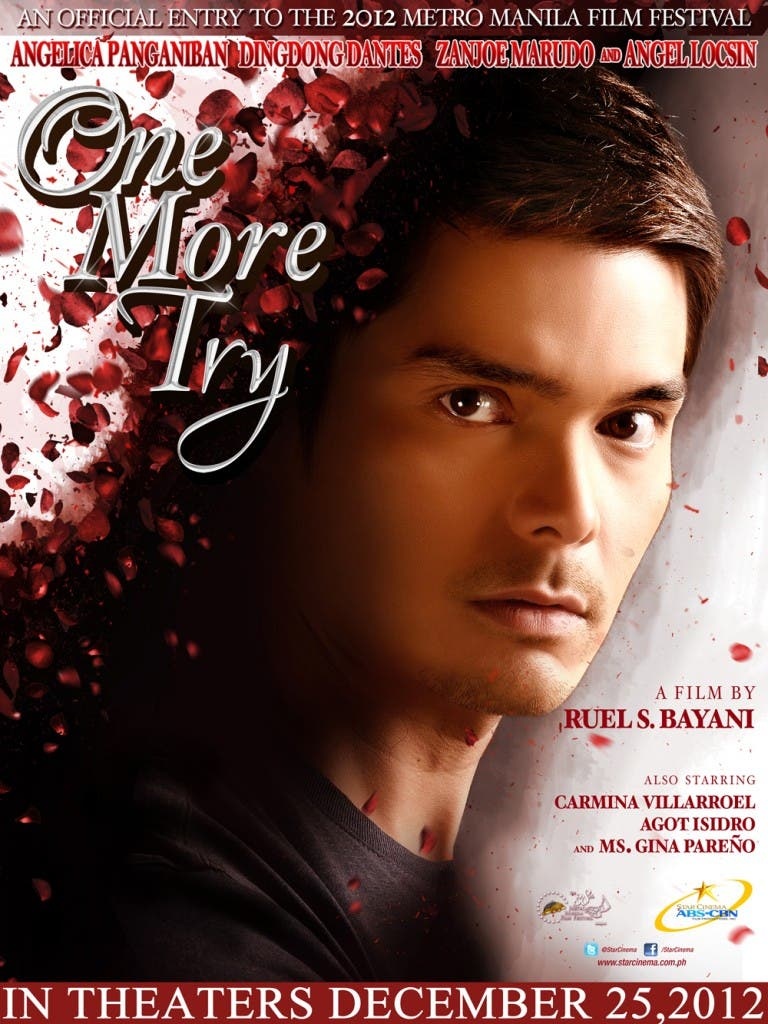 'One More Try' - Character Posters and Movie Stills ...
