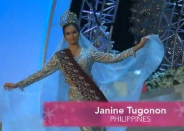 Janine National Costume