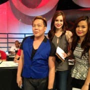 John Lapus, Lucy Torres and Tuesday Vargas