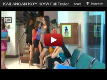 Kailangan Koy Ikaw Full Trailer
