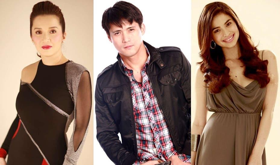 Kailangan Ko'y Ikaw Star Kris Aquino, Robin Padilla and  Anne Curtis