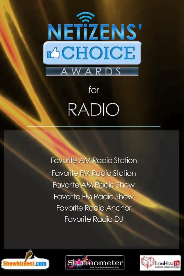Netizens Choice for Radio