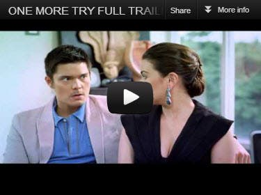 One More Try Trailer