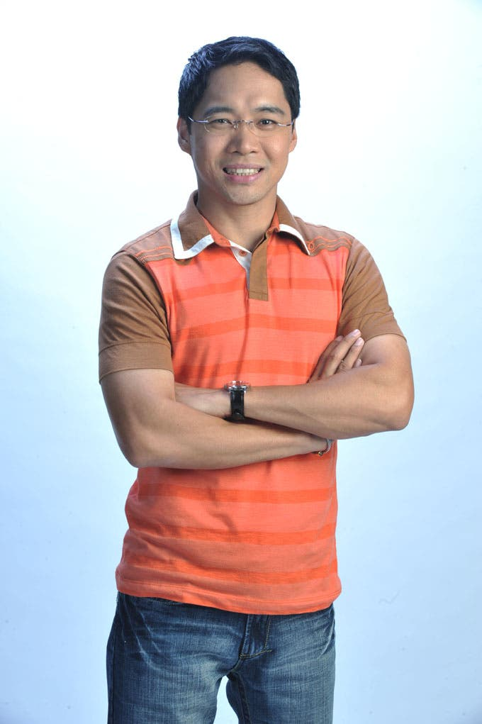 Pinoy True Stories---DEMANDAHAN anchor Anthony Taberna