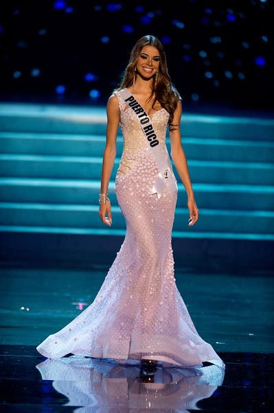Miss Universe 2012 – Top 15 in Evening Gown Competition | Starmometer