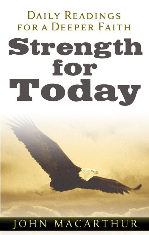 Strength for Today New Cover