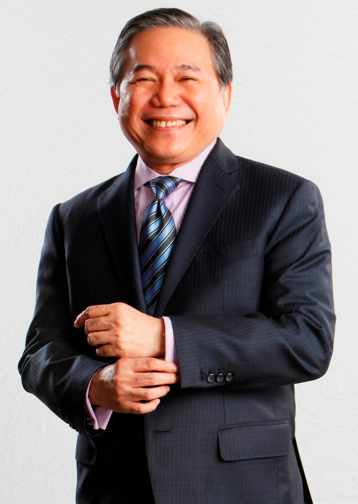 TV5 President and CEO Atty Ray C Espinosa