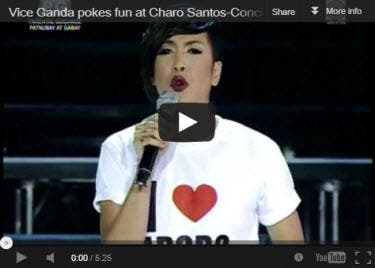 Vice Ganda Video