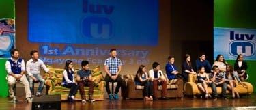 LUV U Cast