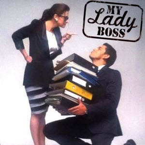 My Lady Boss teaser photo