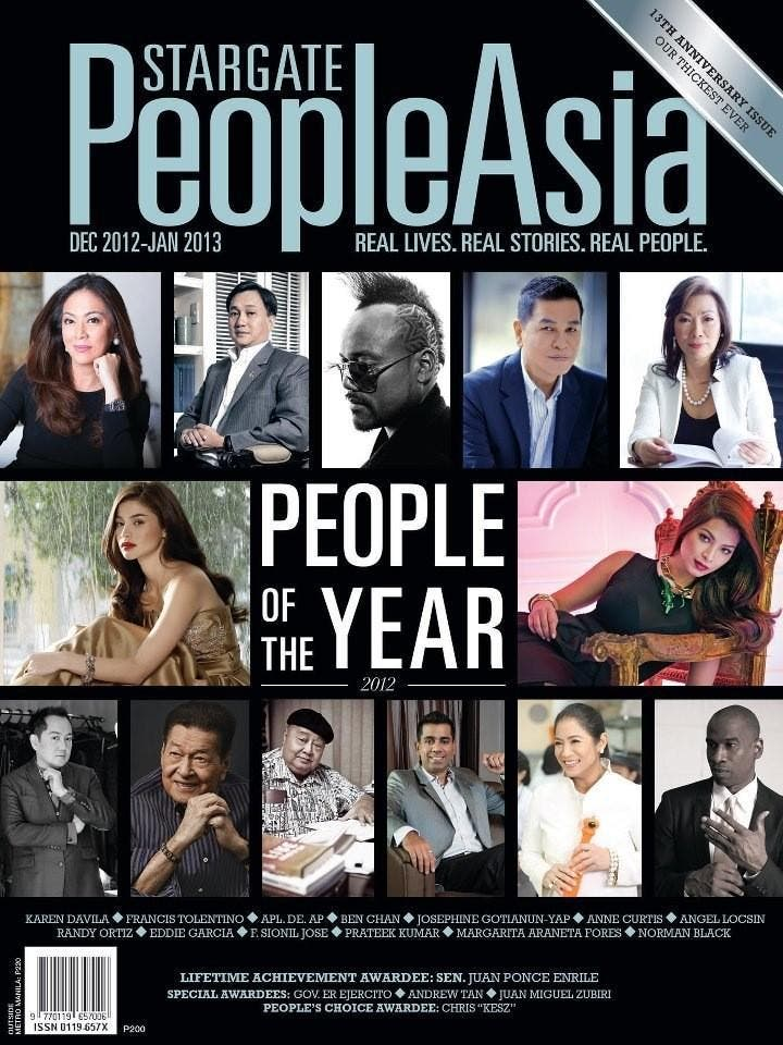People of the Year 2013