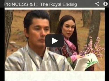 Royal Ending