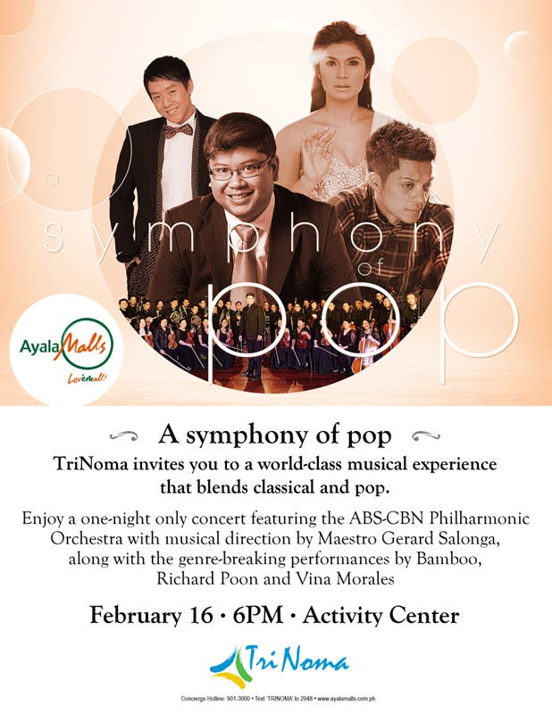 ABS-CBN Philharmonic A Symphony of Pop
