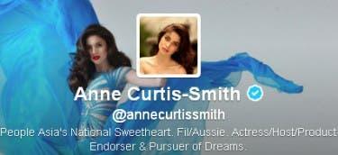 Anne Curtis Twitter