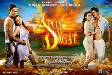 'Apoy sa Dagat' Beats 'Pahiram ng Sandali' and 'Temptation of Wife'