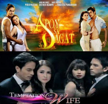 Apoy sa Dagat Temptation of Wife