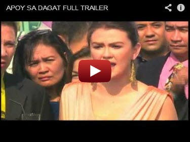Apoy sa Dagat full trailer