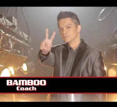 Bamboo the Voice