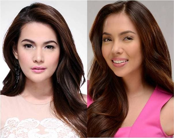 Bea Alonzo and Julia Montes