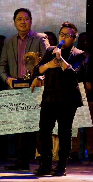 Himig Handog Grand Winner Anong Nangyari Sa Ating Dalawa written by Jovinor Tan and sung by Aiza Seguerra