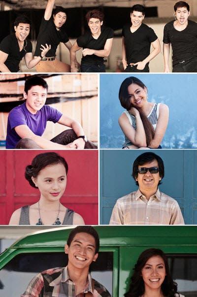 Kanta Pilipinas 6 Finalists