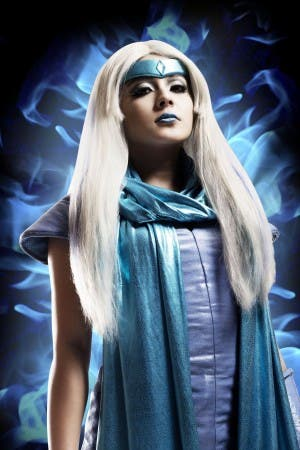 Kidlat - Shaira Mae as Francine aka FROSTA