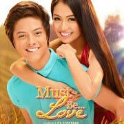 MUST BE...LOVE MAIN POSTER