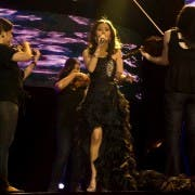 Marion Aunor singing If You Ever Change Your Mind