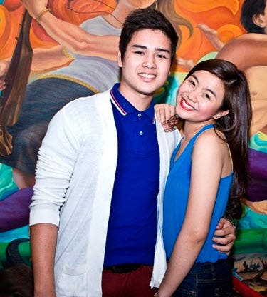 miles ocampo admits �luv u� costar marco gumabao is her
