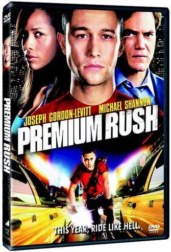 Premium Rush DVD