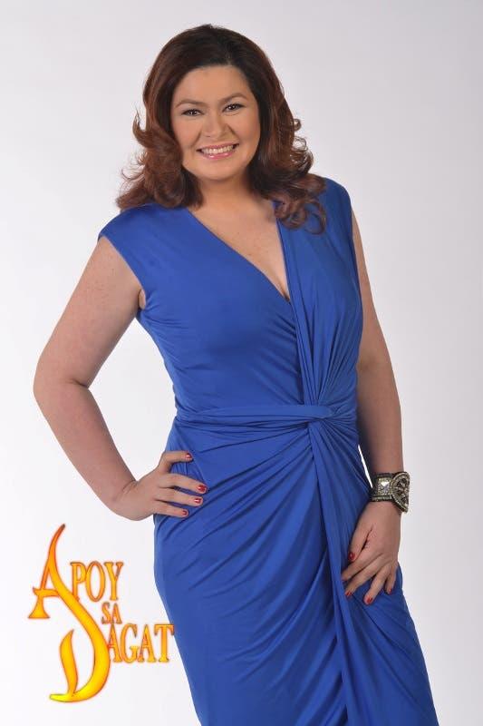 Aiko Melendez plays Odessa in 'Apoy Sa Dagat'