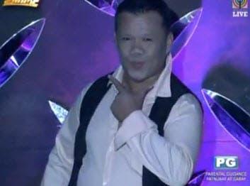 Allan K Impersonator