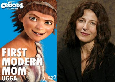 Catherine Croods
