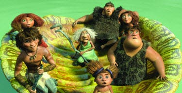 Guy and The Croods